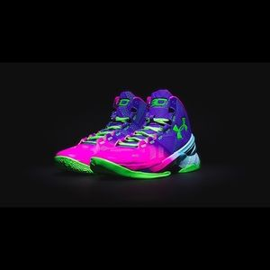 Curry 2 Northern Lights